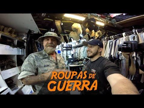 Loja de Militaria em Copacabana | Airsoft no Rio de Janeiro
