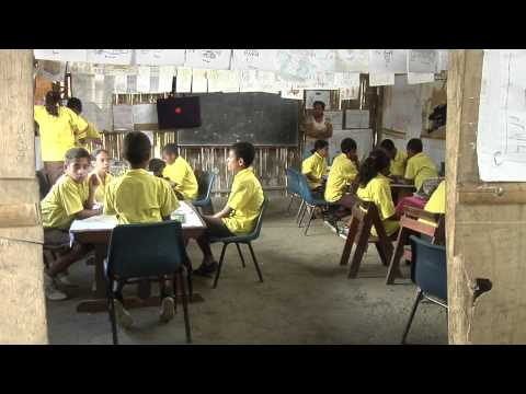UNICEF works to build child friendly schools in Timor Leste