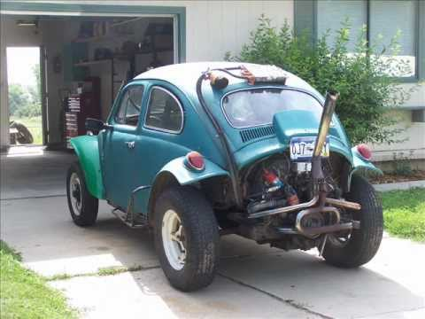 Baja Bug Build Plans