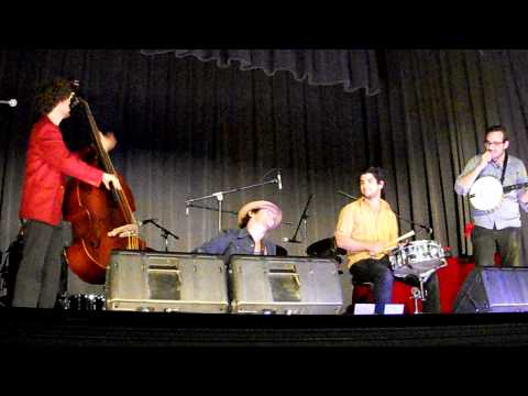 Langhorne Slim - In the Midnight - 10.18.2010 - Grand Rapids, Michigan
