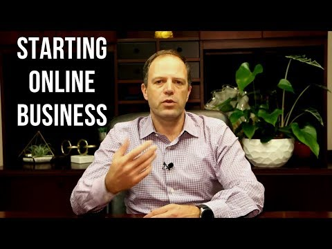 Starting Online Business  - Do It Right!