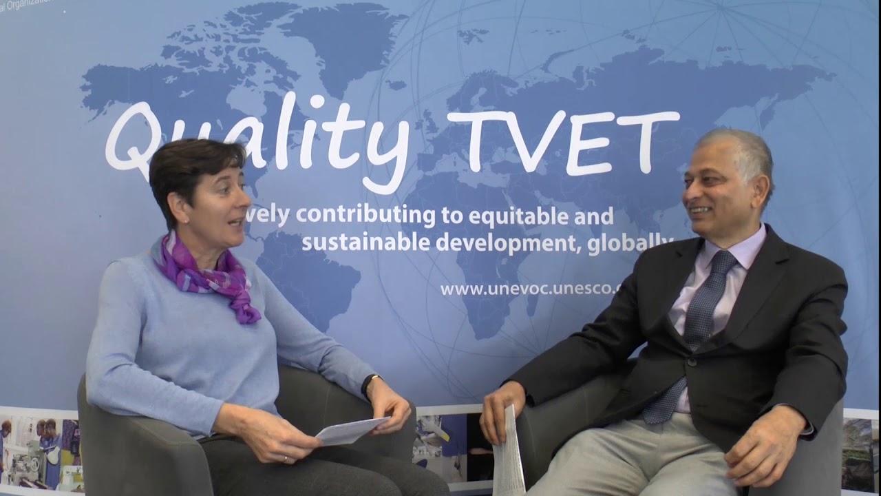 The GIZ & UNESCO-UNEVOC partnership on TVET