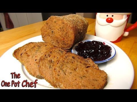 Dad's Christmas Sausage Loaf | One Pot Chef