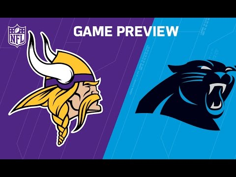 Vikings vs. Panthers (Week 3 Preview)   Around the NFL Podcast   NFL