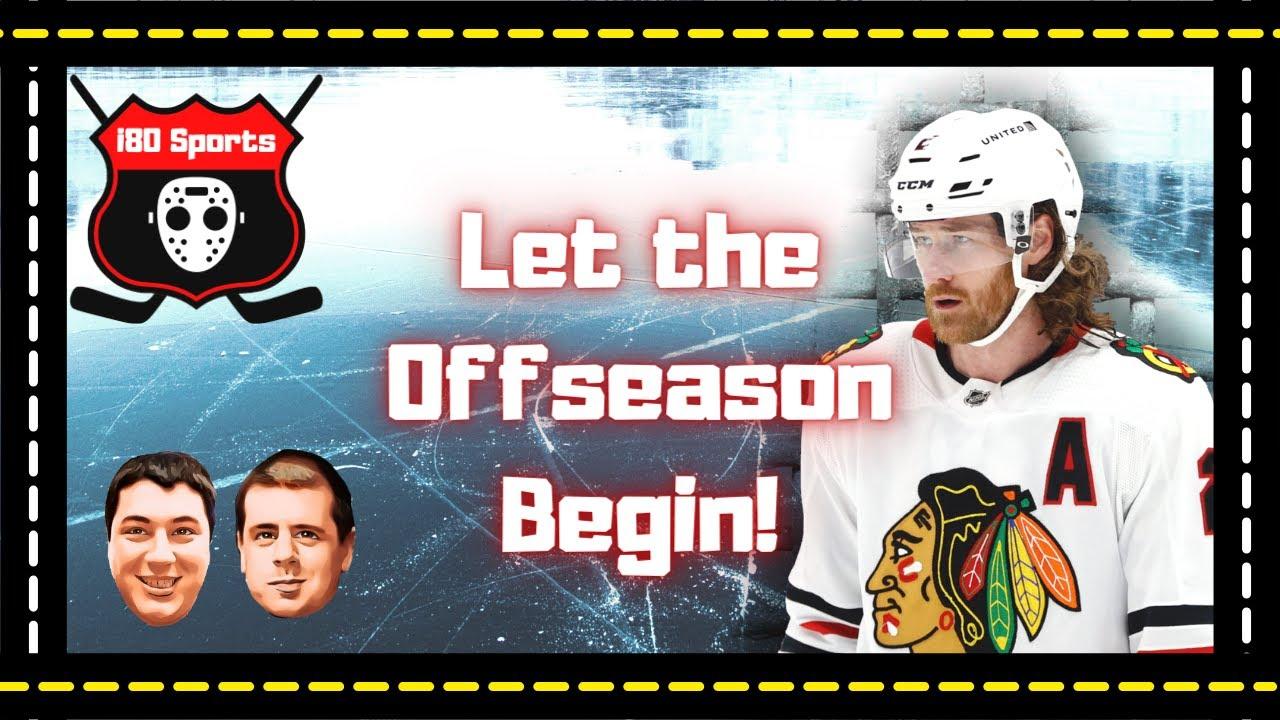 NHL- Let the Offseason Begin!