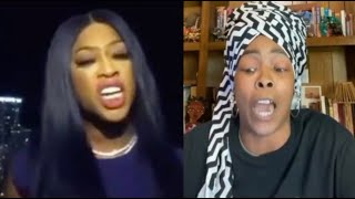 Trina Responds To Khia Saying She Got A Sour Puss