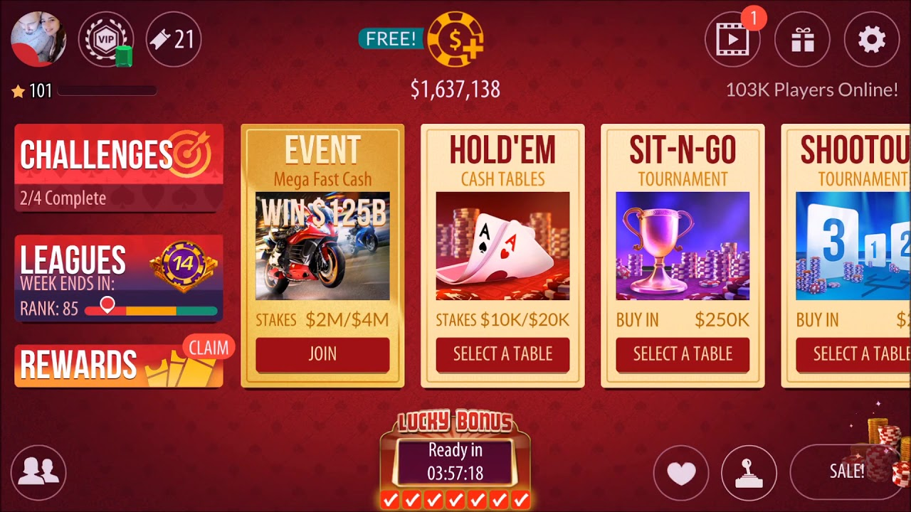 Zynga poker money cheat iphone geheime casino tricks stimmt das