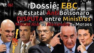 DISPUTA entre Ministros, A estatal Anti-Bolsonaro, MALAFAIA contra Alexandre de Moraes