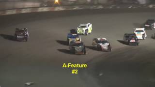 Lakeside Speedway USMTS Deuce's Wild Double Features