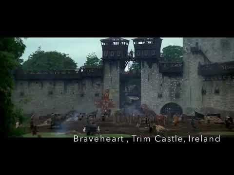 Braveheart Trim Castle Scene