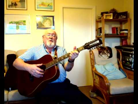 12-string Guitar: Blow The Wind Southerly (Including lyrics and chords)