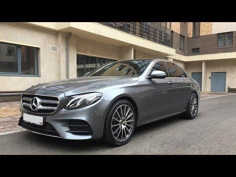Выбираем б\у авто Mercedes-Benz E200 W213 (бюджет 2.300тр)