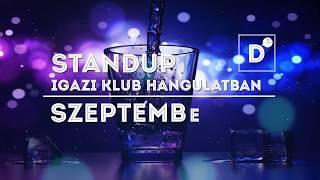 Stand-up klubhangulatban | Dumaszínház