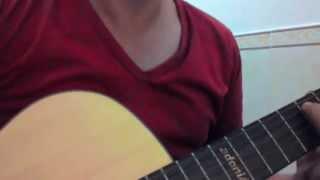 Không Đau Vi Qua Đau guitar gà cover