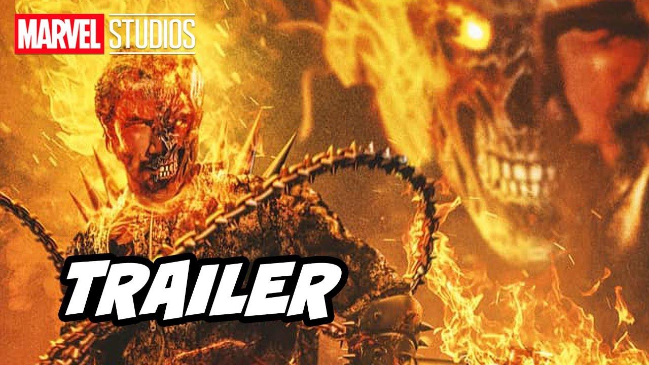 Download Marvel Hellstrom Ghost Rider Trailer - Doctor Strange 2 Avengers Easter Eggs Breakdown