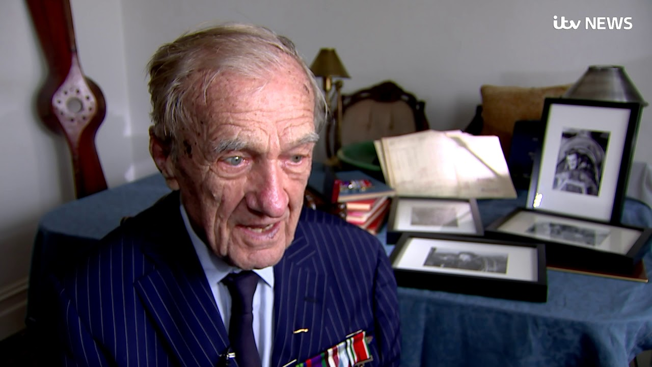RAF pilot remembers WW2 'betrayal' as movie Hurricane honours Polish heroes  | ITV News