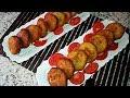 طريقة تحضير اقراص البطاطس بدون بيض و بحشوة جد لذيذة - مطبخ خوخة-