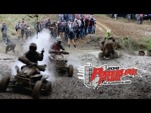 Powerline Park GNCC PM ATV 2018