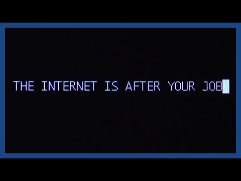 The internet is after your job | Guardian Explainers