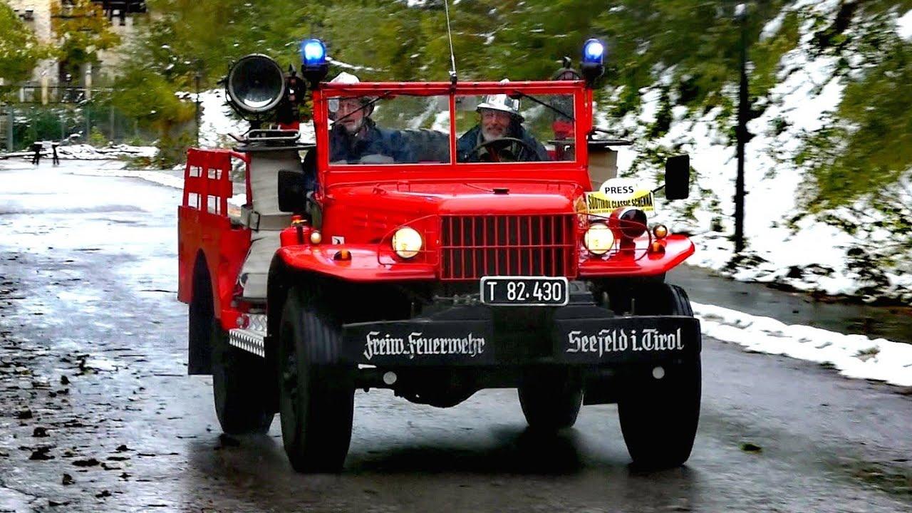 [Dodge WC52 Bj. 1946] KLF a.D. Freiwillige Feuerwehr Seefeld