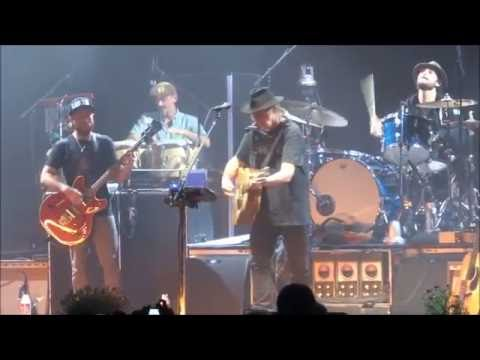 Neil Young + Promise of the Real - Toulouse - Zénith le 21 juin 2016