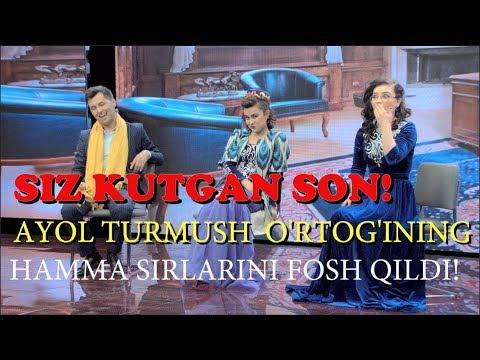 Dugonalar Shou   9-soni (14.04.2018)