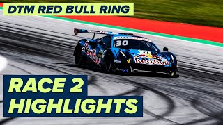 Victory in both races! Lawson triumphs in Spielberg   Red Bull Ring DTM Race 2   Highlights