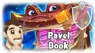 [Hearthstone] Pavel Babbling Book Save Me