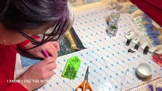Paint With Diamonds Tutorial, Tips, And Tricks