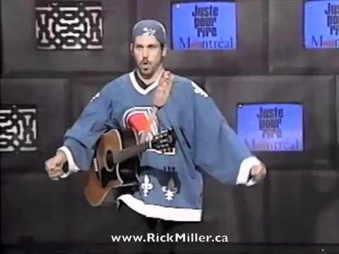 Rick Miller performs as Mario StGermaindeGranpré