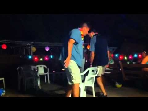 Musical chairs fight