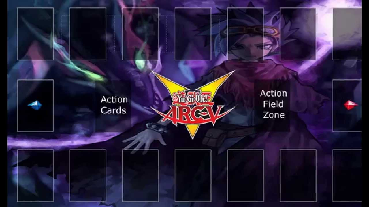 YUGIOH World: Action Duel Playmat Template (Free Download) 2014 By ...