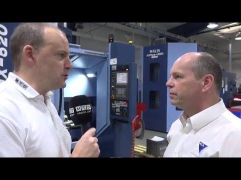 WLR Matsuura Machines - Engineering News from MTDCNC