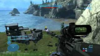 Halo Reach - Gameplay - Multiplayer Slayer