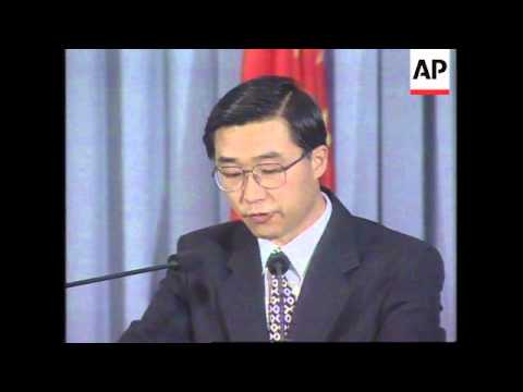 CHINA: CONCERN EXPRESSED FOR CHINESE NATIONALS IN CAMBODIA