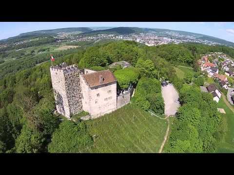 Schloss Habsburg, Aargau, Schweiz