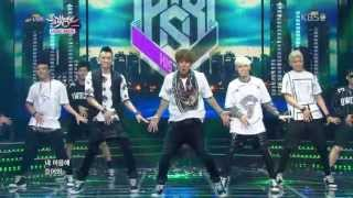 【1080P】HISTORY - Tell Me Love @ Comeback Stage (23 Aug,2013)