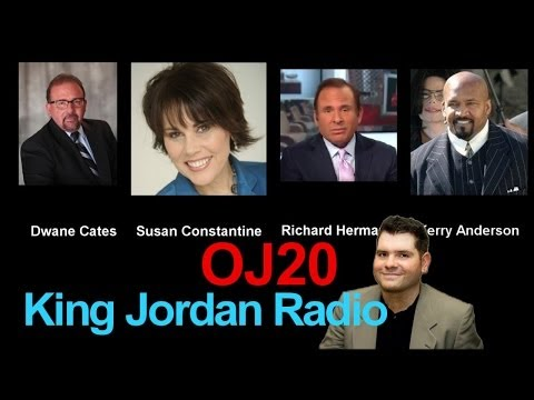 OJ20 w/ Today's Best TV Legal Analysts & former LAPD Sgt  on KingJordan Radio