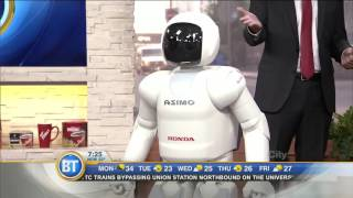 ASIMO, the most advanced human robot