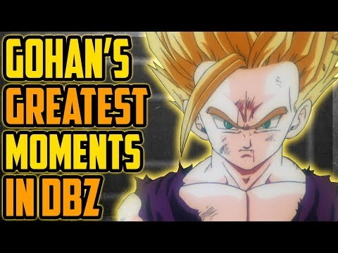 Gohan's 10 Greatest Moments In Dragon Ball Z