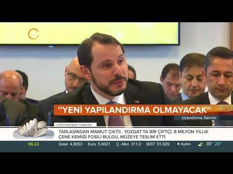 Hazine ve Maliye Bakanı Berat Albayrak'tan kritik açıklama