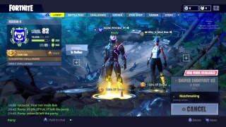 *NEW OMEN SKIN*| FORTNITE BATTLE ROYALE| 430+ WINS| GIVEAWAY AT 500 subs