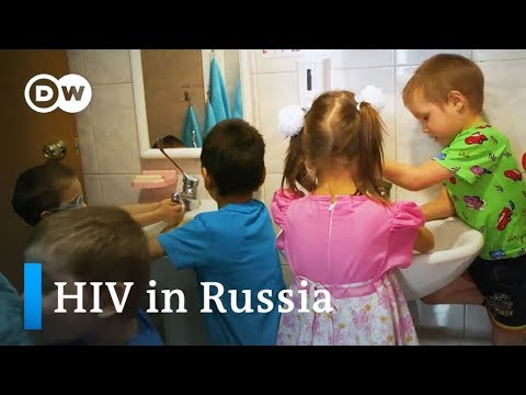 HIV/AIDs in Russia: New hope for HIV-positive orphans | DW Stories