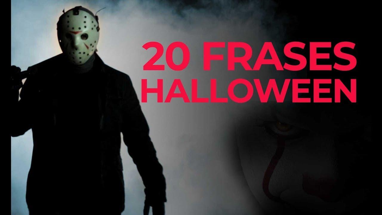 30 Frases De Halloween De Películas De Terror Con Imágenes