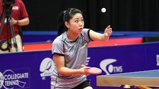 2018 iSET College Table Tennis Championships - Singles and Doubles Finals (Day 3) - Table 1