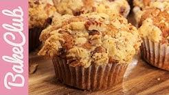Bananen-Pekan-Muffins | BakeClub