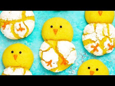 Baking Spring Cookies w/ Morgan Adams!