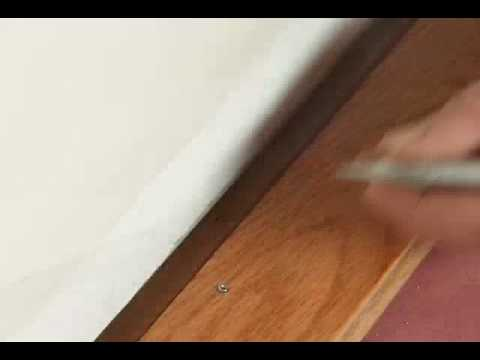 How To Install Hardwood Floors Youtube