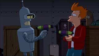 Bender's & Fry, are Friends and Before