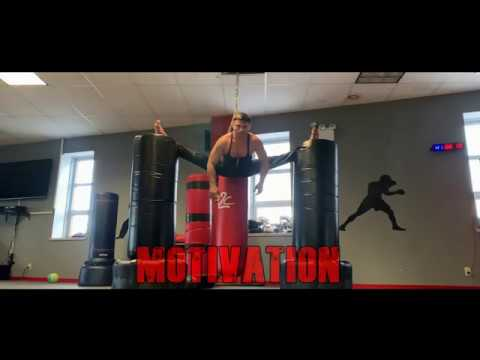 Motivation Stretching and Kicks Training System Alex Lee